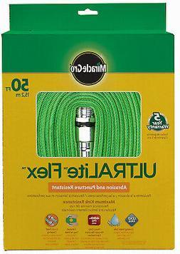 Flex Garden Hose, Ultra Lightweight, Green, 1/2-In. x 50-Ft.