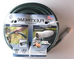 Flexon Flextreme Contractor Grade Hose for Lawn & Garden 5/8