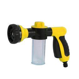 Foam Sprayer Garden Water Hose Foam Nozzle Soap Dispenser Gu