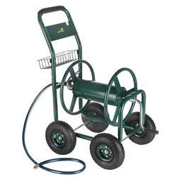 Palm Springs Garden Heavy Duty Water Hose Reel Cart - Hold u