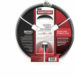Craftsman 100 39 x 5 8 premium all rubber garden - Craftsman premium rubber garden hose ...