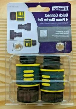 garden hose and sprinkler quick connector 4