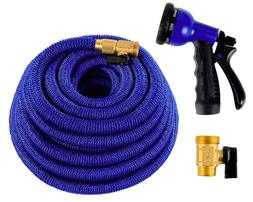 Garden Hose Durable Expandable Lightweight Flexible Water 10