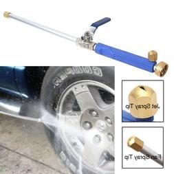 garden hose high pressure spray wand water