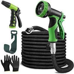 garden hose kit 50 ft kink free