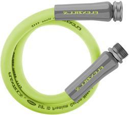 Garden Hose Lead-In Flexible Durable Leak Free Lightweight 3