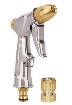 V.C.Formark Garden Hose Nozzle Heavy Duty Metal Spray Gun Sp