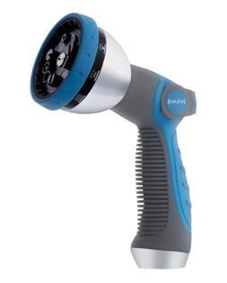 INNAV8 Garden Hose Nozzle Heavy Duty - Features 10 Spray 10
