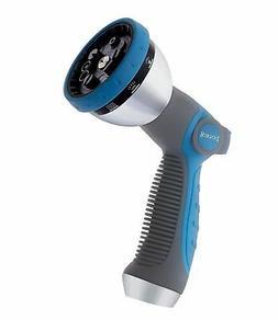 INNAV8 Garden Hose Nozzle Heavy Duty - Features 10 Spray Pat