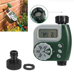 Garden Hose Sprinkler Irrigation Controller Solenoid Water T