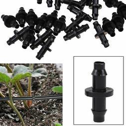 Garden Lawn Flower Irrigation System 4mm Barb for 4/7mm Tube