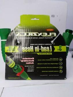 Flexzilla Garden Lead-in Hose with SwivelGrip, 5/8 in. x 3 f