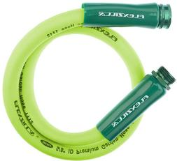 Flexzilla Garden Lead-in Hose, 5/8 In. X 3 Ft, Heavy Duty, L