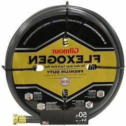 Gilmour Flexogen Premium Garden Hose 3/4inx50ft
