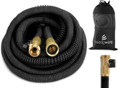 GrowGreen 2017 Heavy Duty 75' Feet Expandable Hose Set, Stro