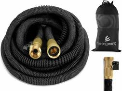 GrowGreen Heavy Duty Expandable Hose Set, Strongest Garden H