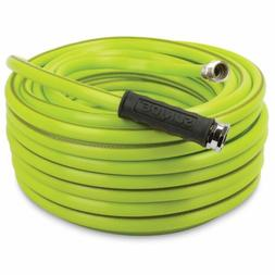 Sun Joe 75 ft. Heavy Duty Garden Hose  Outdoor Yard Green La