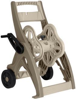 Home Garden Water Hose Reel Cart 175 Ft Durable Mobile Hose