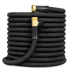 Garden Hose, 50ft Expandable Water Hose Upgraded With Leakpr
