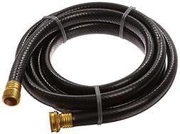 Outdoor Garden Hose Extension 10 Feet, Use in Your Yard, Bla