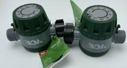 Hose Faucet Timer Garden Lawn Sprinkler ~ 4 Pack ~ New