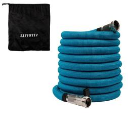 itovill Expandable Garden Hose, 50ft Heavy Duty Water Hose,