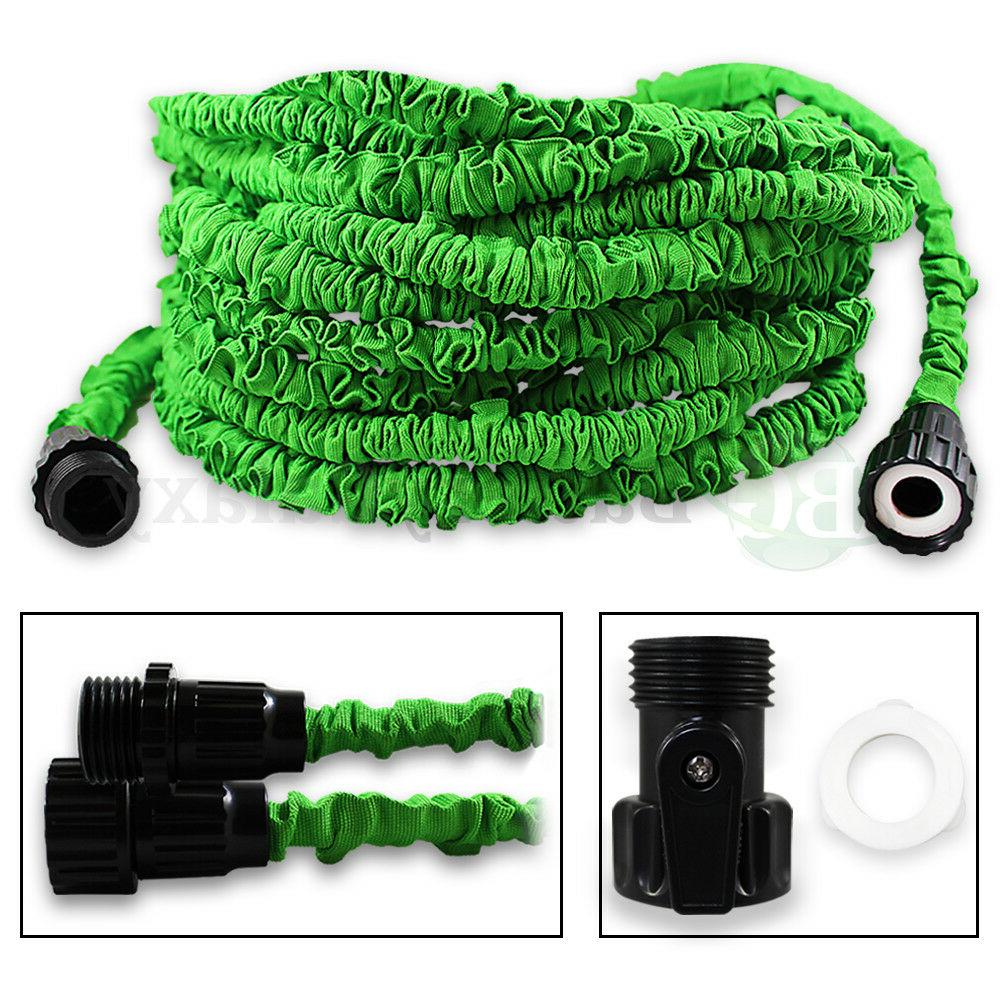 100 Flexible Garden Nozzle Green