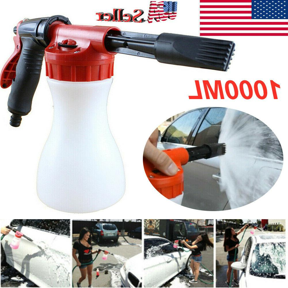 Car Bottle for Hose Window Cleaning Washing