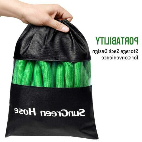 SunGreen 100ft Hose, All 2019 Water Hose with