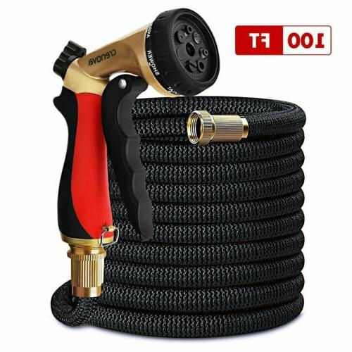 garden expandable hose 100ft with 7 pattern