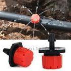 100PCS Micro Drip Irrigation System Plant Self Watering Gard