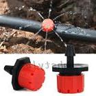 100PCS Micro Drip Irrigation System Plant Self Watering Gard