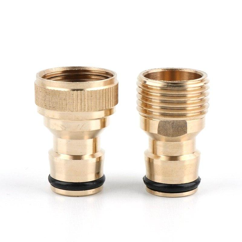 1pc <font><b>Brass</b></font> <font><b>Hose</b></font> Quick <font><b>Hose</b></font> <font><b>Garden</b></font> Connector Nozzle