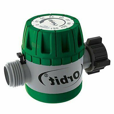 2 Pack - Orbit Mechanical Garden Water Timer for Hose Faucet