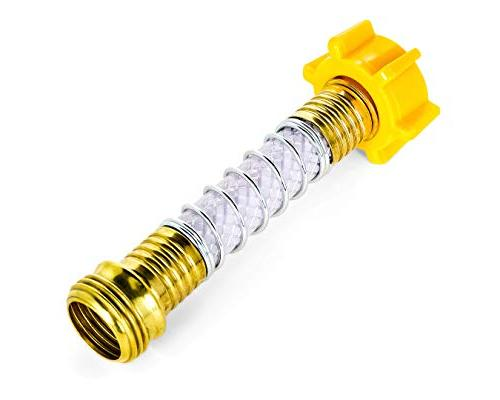 Camco Hose Crimping and at and Connections, Creates Flexibility