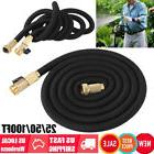 25/50/100FT Expanding Flexible Water Hose Pipe Home Garden H