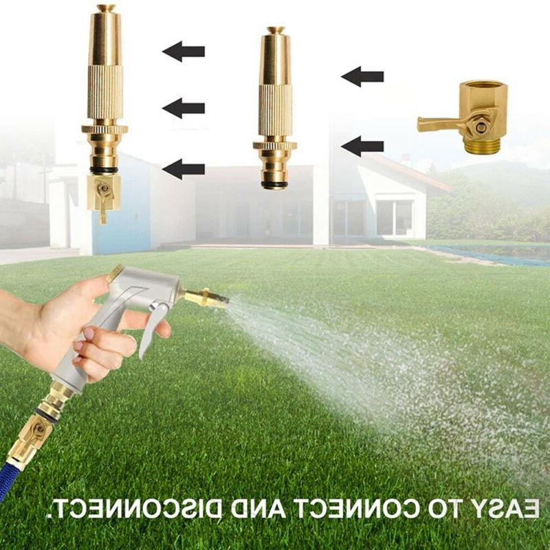 2Pc Garden 1 Way 3/4 In Pipe Water Faucet Connector Tool