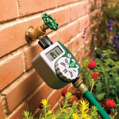 2pcs Dial Garden Digital Timer ~ Orbit New hm