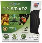 FLEXON 3/8-in X 100-ft N/A-Duty Garden Hose