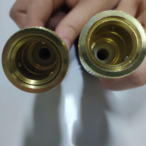 3X Durable Flexible Water Hose Nozzle 50 75 100FT