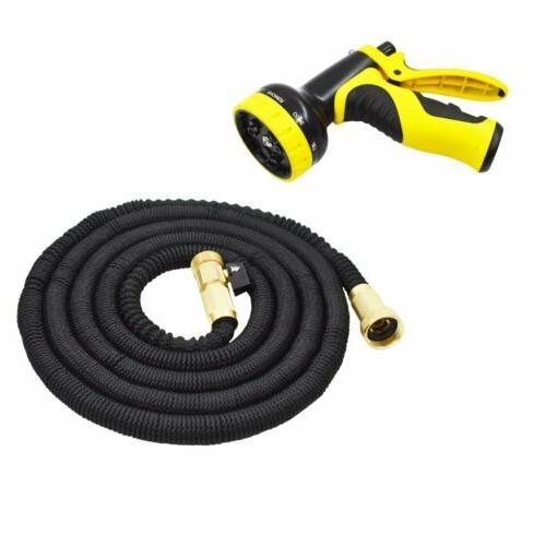 3X Stronger Deluxe Flexible Garden Nozzle 25-100 FT