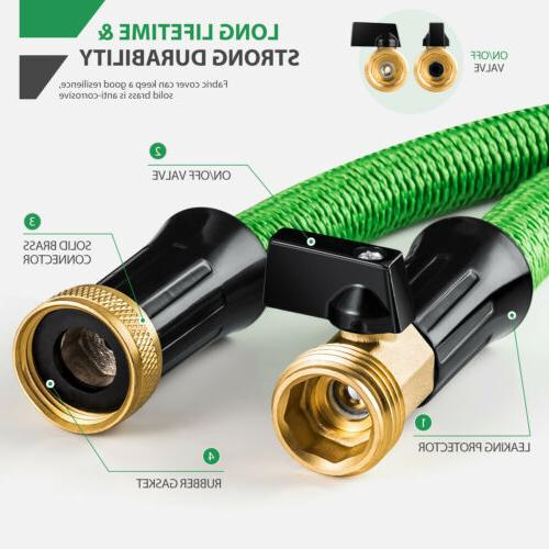 3X Deluxe Expandable Flexible Lightweight Water Hose