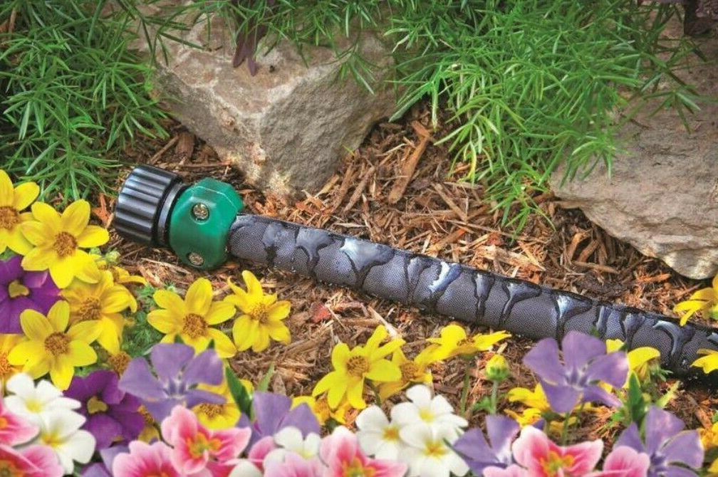 Melnor 5/8-in Garden Water Rolls Tight Easy Storage