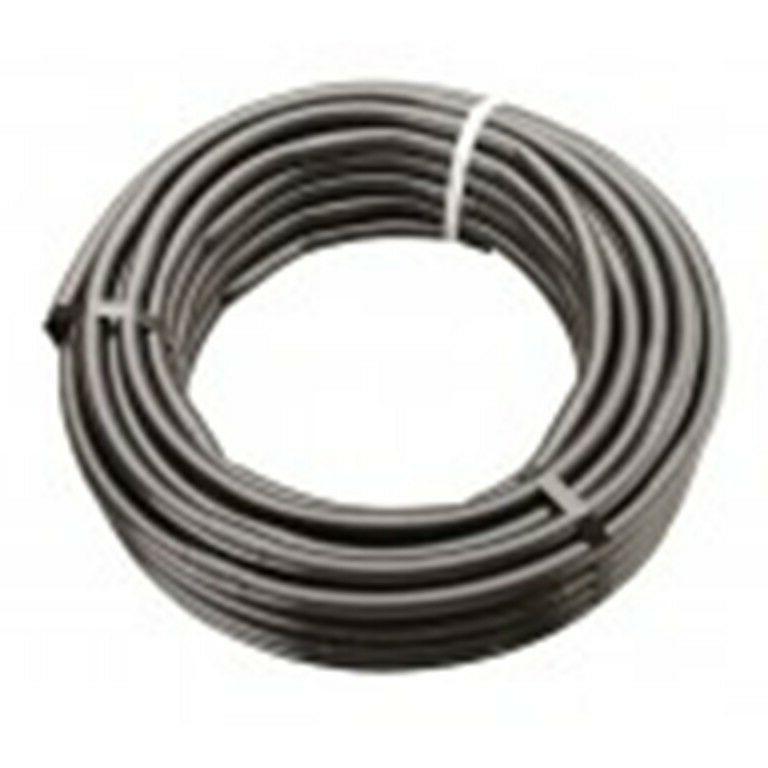 "5/8"" Poly Hose 500' 16mm Tubing Irrigation Blank Line Garden"