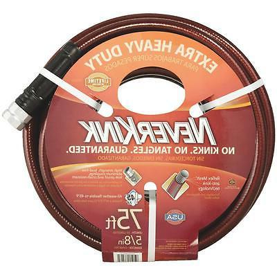 "NeverKink 5/8""X75' Neverkink Hose"