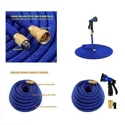 50 ft garden hose expandable hoses lightweight
