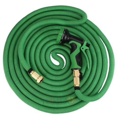 50FT 75FT Garden Retractible Pipe