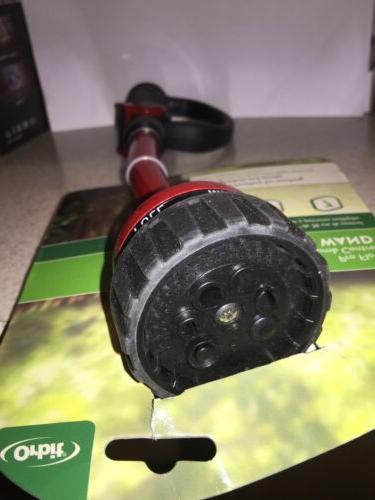 Orbit Control D-Grip Turret Watering