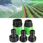 5pcs hose quick connector set plastic garden