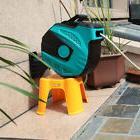 """65' Retractable Water Garden Hose Reel 1/4"""" Inlet 261PSI Aut"""